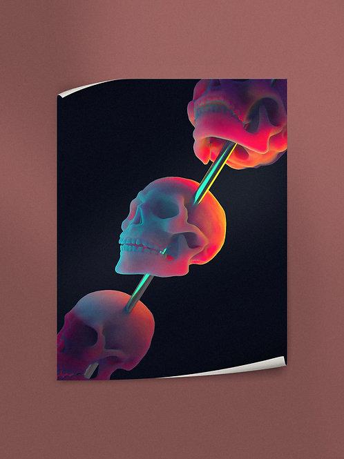 Skullcandy I   Poster