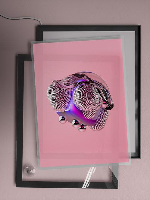 Melting objects 01 | Film Insert