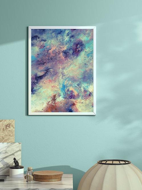Skyline | Framed Poster
