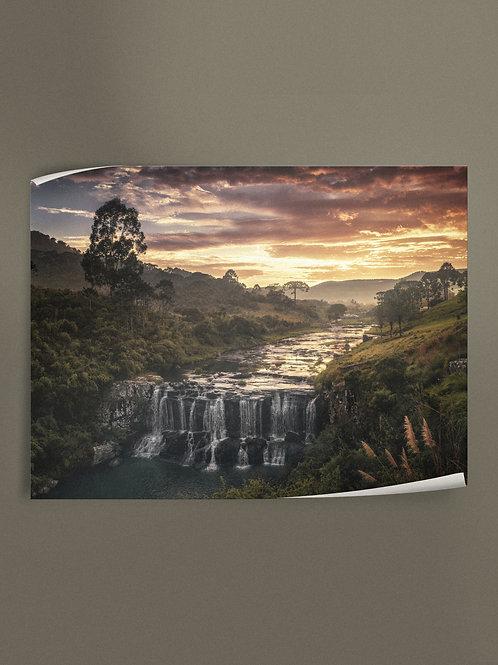 Sunrise Flow | Poster