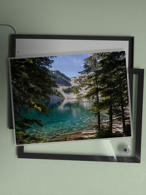 Crystal Clear Alpine Lake | Film Insert