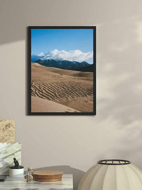 Another World | Framed Poster