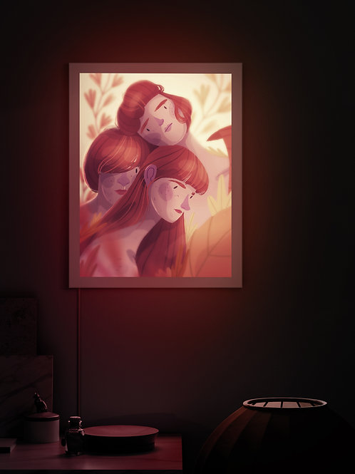 Polyamorous Trio   Lightbox