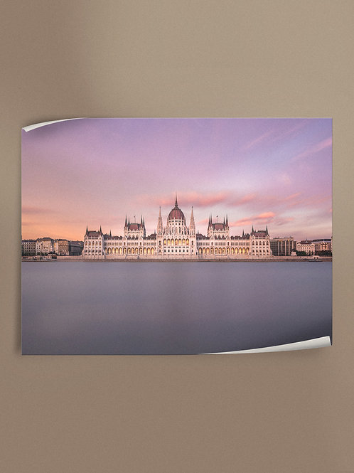 The Parliament | Budapest | Poster