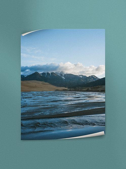 Layered Beauty | Poster