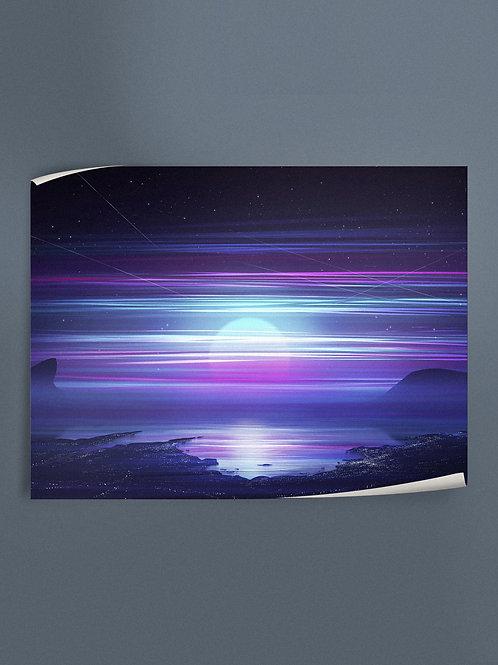 Midnight Star | Poster