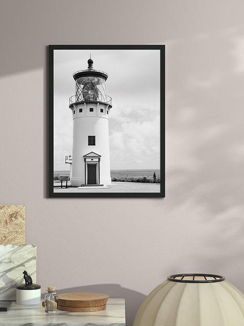 The Guide Home | Framed Poster