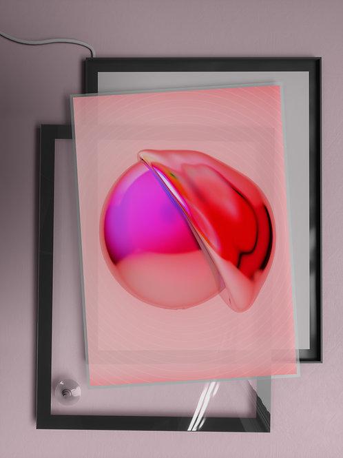 Melting objects 02 | Film Insert