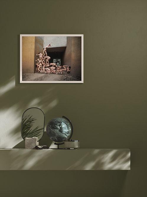 Untitled   Framed Poster