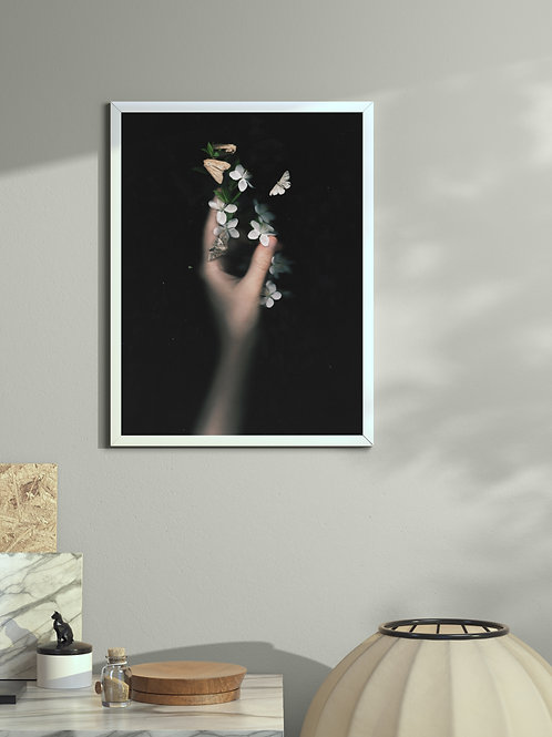 Cherry Blossom | Framed Poster
