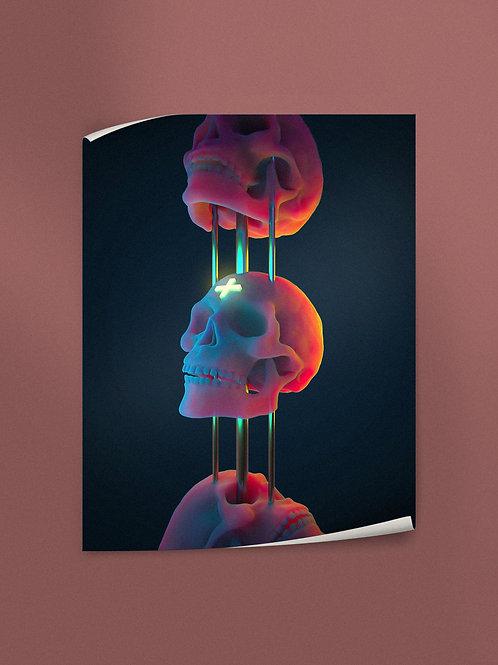 Skullcandy II | Poster