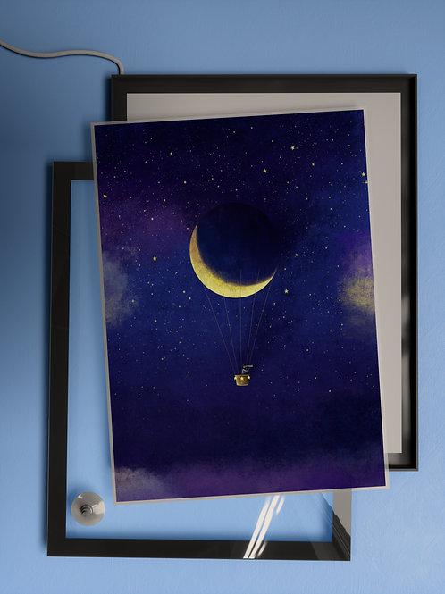Lunar Flight   Film Insert