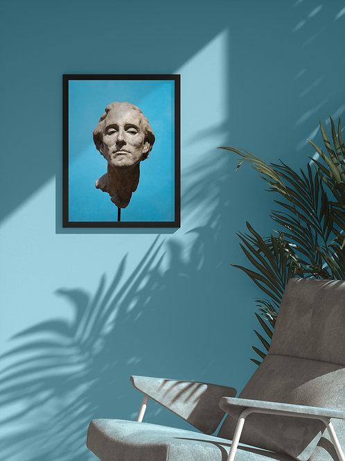 Paul wait | Framed Poster