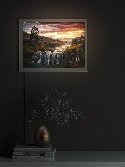 Sunrise Flow | Lightbox