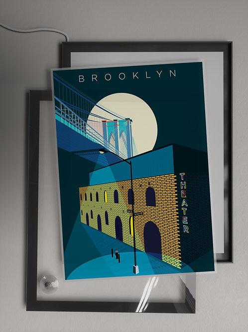 Bridge Over Brooklyn | Film Insert