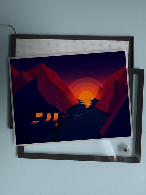 Sunset | Film Insert