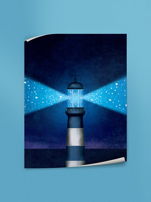 Lighthouse | Poster