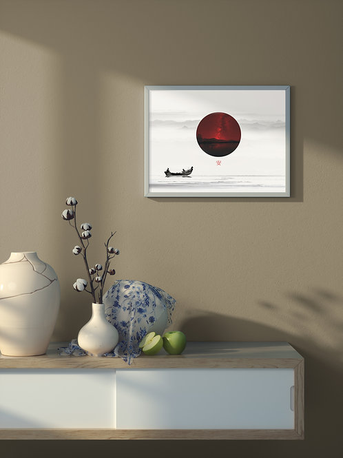 Peace | Framed Poster