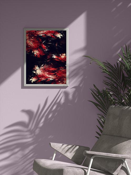 Breeze | Framed Poster