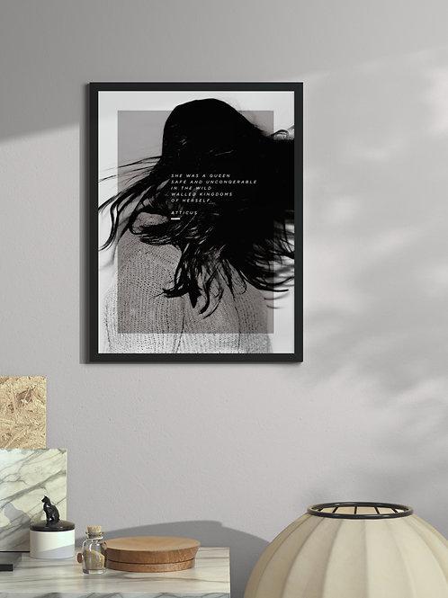 Queen | Framed Poster