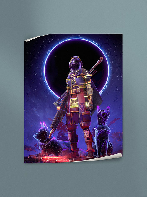 Dark Star Cats | Poster