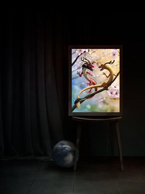 Hu & Tong | Lightbox
