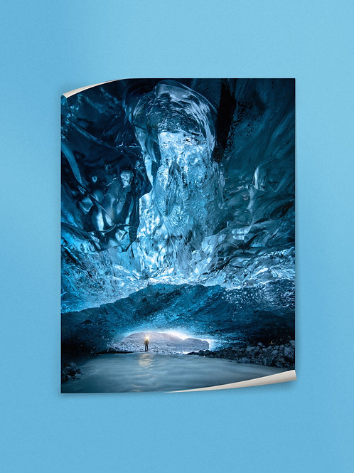 Ice Cave | Poster