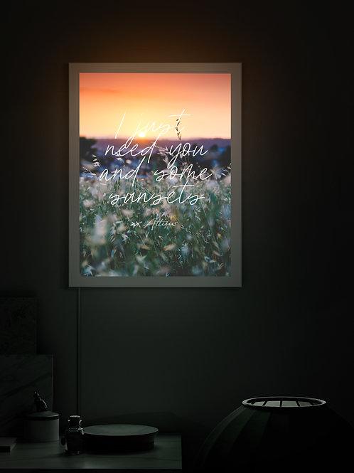 Sunsets | Lightbox