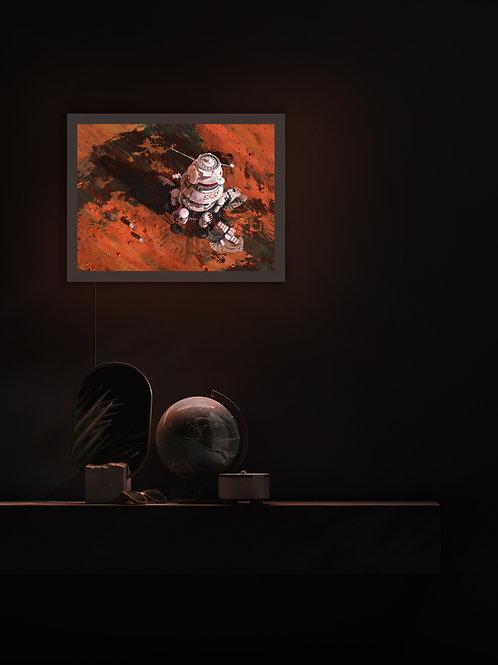 Ambition 1 Lander | Lightbox