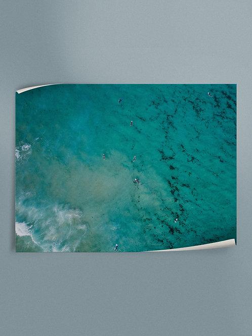 Surf Scramble   Poster