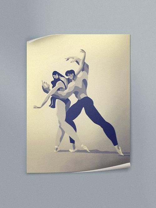Ballet Dancers | Poster