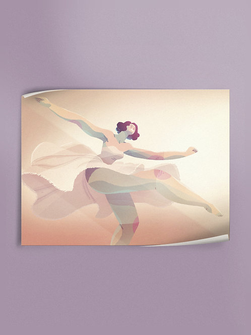 Dreamy Dance | Poster