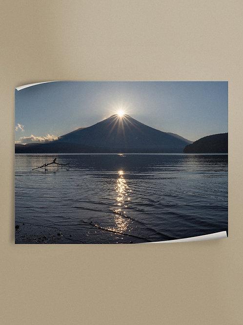 Diamond Fuji | Poster