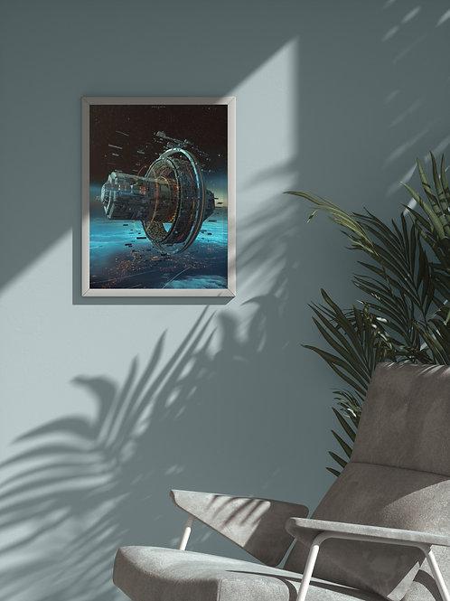 Empire | Framed Poster