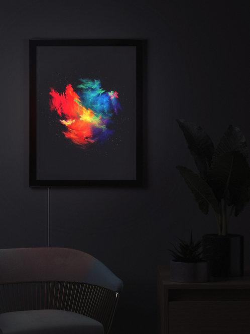 Prism - Galaxy Merger | Lightbox