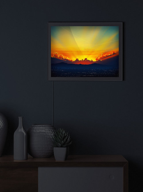 Sunset | Lightbox