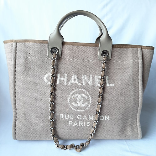 Chanel Deauville Tote