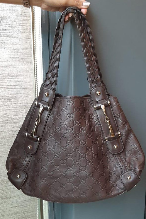 Gucci Brown Small Shoulder Bag