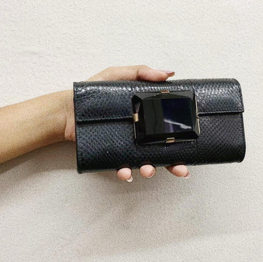 Gucci Stone Clutch