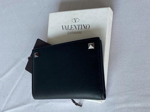 Valentino Rockstud Card Holder