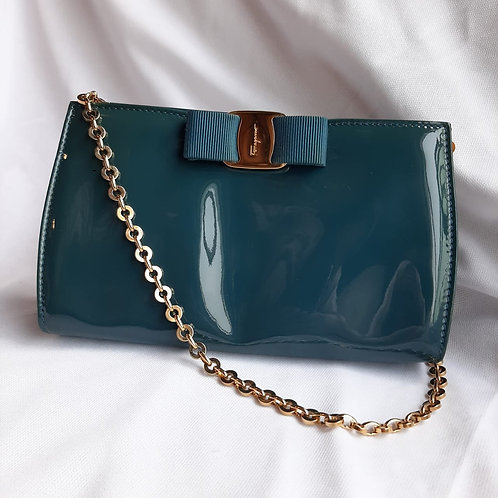 Salvatore Ferragamo chain bag