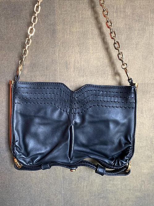 Jimmy Choo Large Leather Shoulder Bag