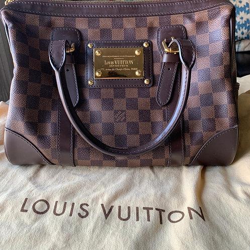 LV Damier Ebene Handle Bag