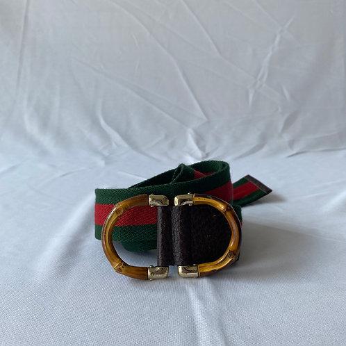 Gucci Belt Bamboo Buckle