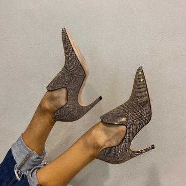 Dior Crystal Heels