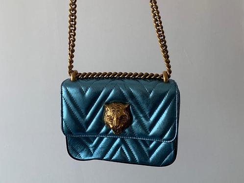 Gucci Blue Mini Bag