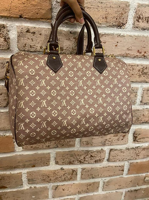 Louis Vuitton Monogram Idylle Speedy Bandouliere 30