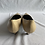 Thumbnail: Balenciaga Nude Pointy Flats