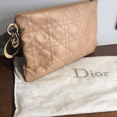 Dior Beige Clutch