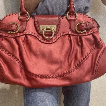 Ferragamo Pink Bag